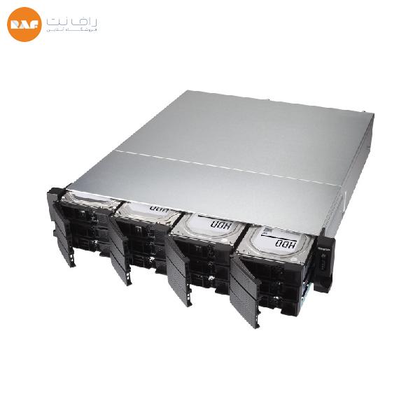 ذخیره ساز تحت شبکه کیونپ TS-1886XU-RP-D1602-4G