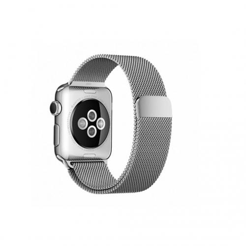 بند ساعت بند فلزی اپل واچ(سایز 44-۴۲)