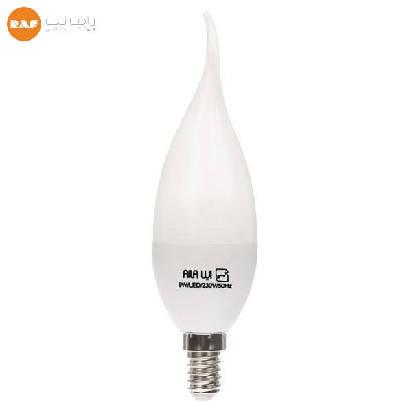 لامپ ال ای دی 7 وات آیلا مدل شمعی پایه E14