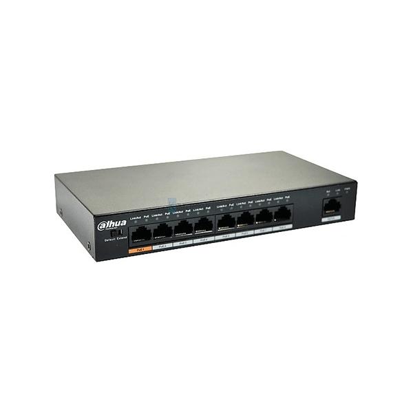 سوئیچ  شبکه PoE داهوا ۱۰ پورت PFS3010-8ET-96