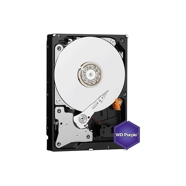 هارددیسک اینترنال وسترن دیجیتال مدل Purple WD20PURX ظرفیت 2 ترابایت
