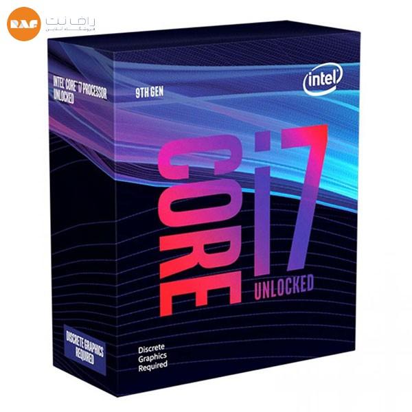 سی پی یو اینتل مدل Core i7-9700K