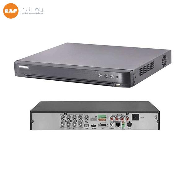 ضبط کننده ویدئویی تحت شبکه هایک ویژن مدل DS-7208HTHI-K2
