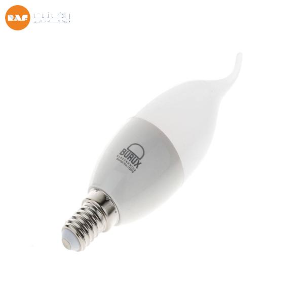 لامپ ال ای دی 7 وات بروکس مدل اشکی پایه E14