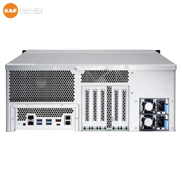 ذخیره ساز تحت شبکه کیونپ TS-2477XU-RP-2600-8G