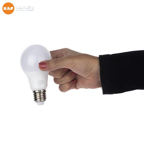 لامپ ال ای دی 10 وات آیلا مدل حبابی پایه E27