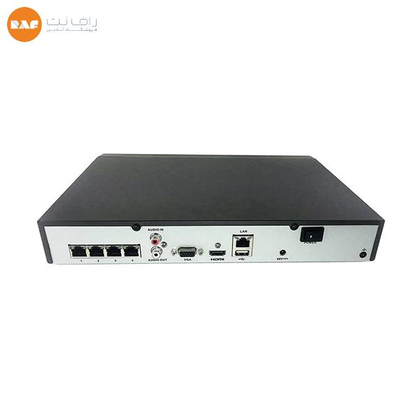 ضبط کننده ویدیویی هایلوک مدل NVR-104MH-D/4P