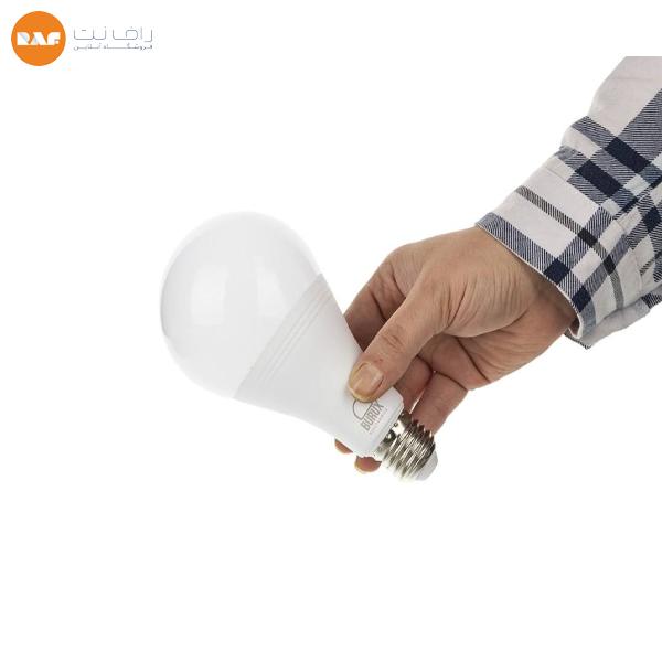 لامپ ال ای دی 20 وات بروکس مدل حبابی پایه E27