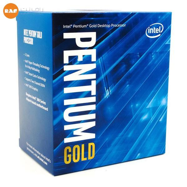 سی پی یو اینتل Coffe Lake مدل Pentium Gold G5420