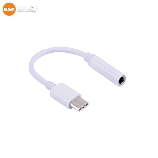 مبدل USB Type-C به جک ۳٫۵ میلی متری