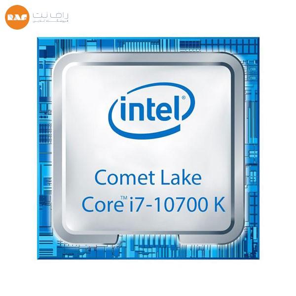 سی پی یو اینتل مدل CORE i7 10700K