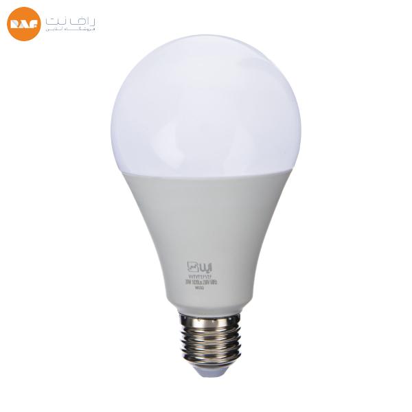 لامپ ال ای دی 20 وات آیلا مدل حبابی پایه E27