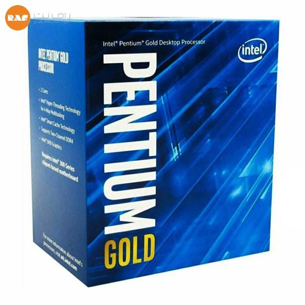سی پی یو اینتل مدل Pentium Gold G6405