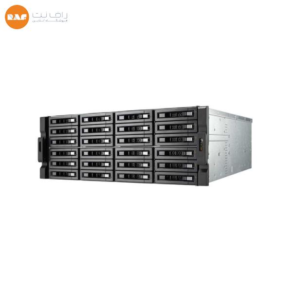 هارد تحت شبکه کیونپ مدل TS-EC2480U-E3-4GE-R2