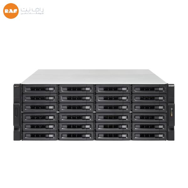 ذخیره ساز تحت شبکه کیونپ TS-h1683XU-RP-E2236-128G