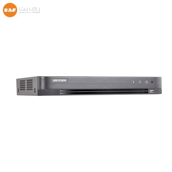 ضبط کننده ویدئویی 4 کانال هایک ویژن مدل DS-7204HUHI-K1