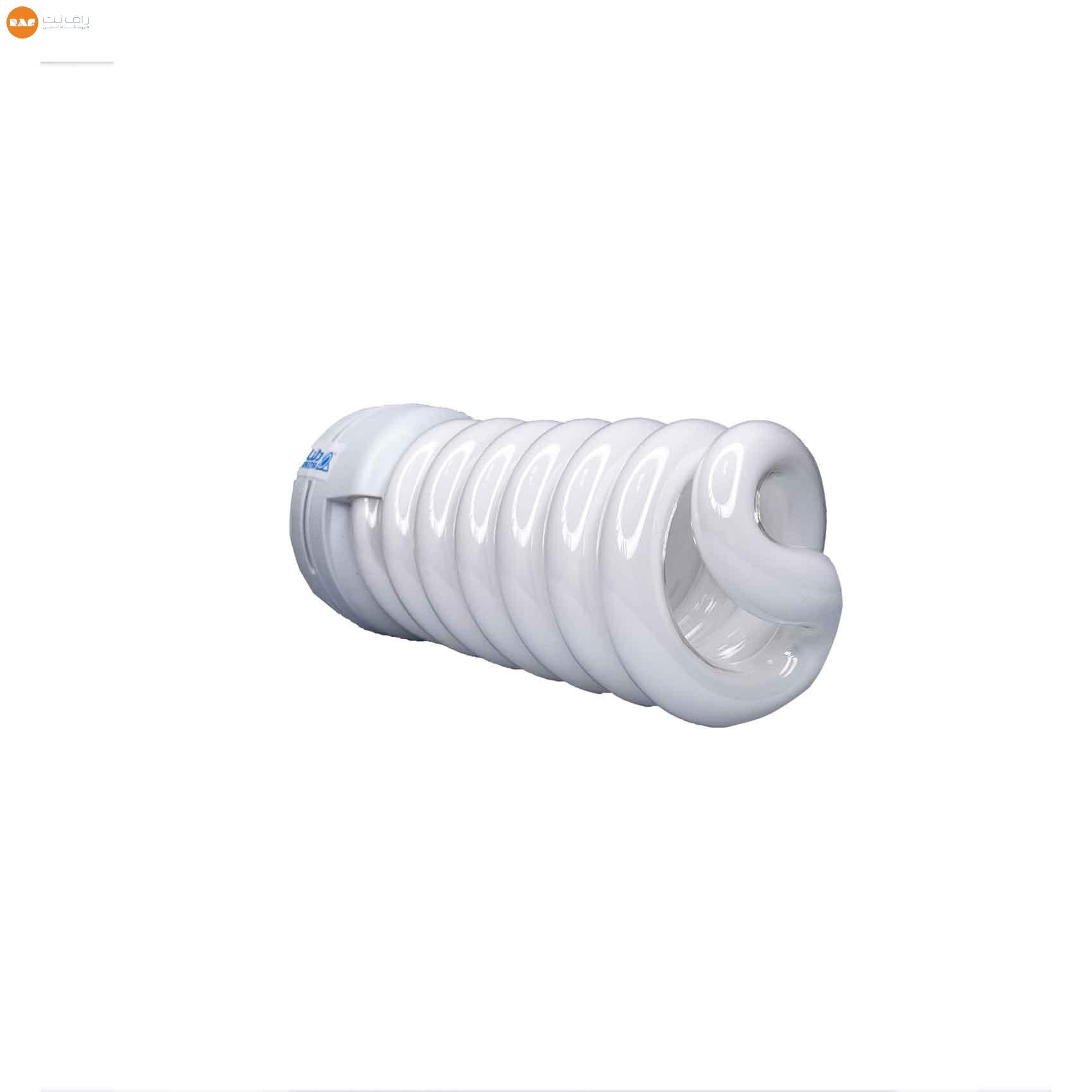 لامپ کم مصرف 80 وات دلتا مدل تمام پیچ پایه E27