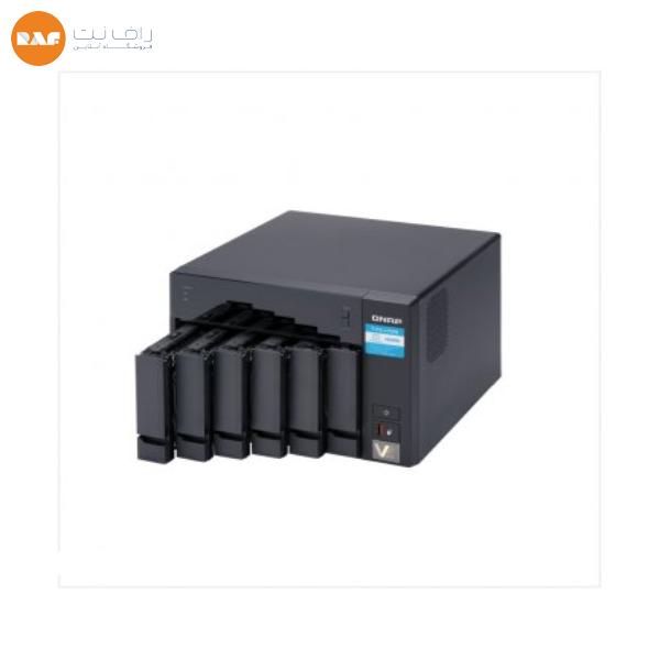 ذخیره ساز تحت شبکه کیونپ مدل TVS-672N-I3-44