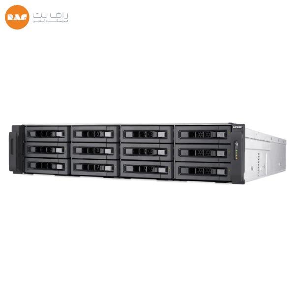 ذخیره ساز تحت شبکه کیونپ TES-1885U-D1531-16GR