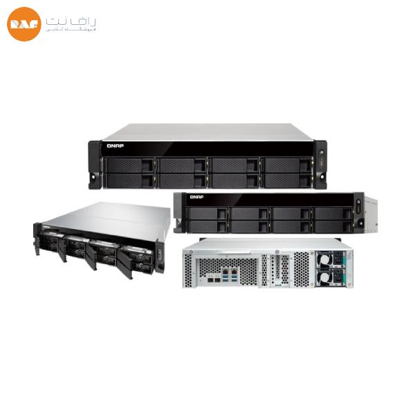 ذخیره ساز تحت شبکه کیونپ مدل TS-832PXU-RP-4G