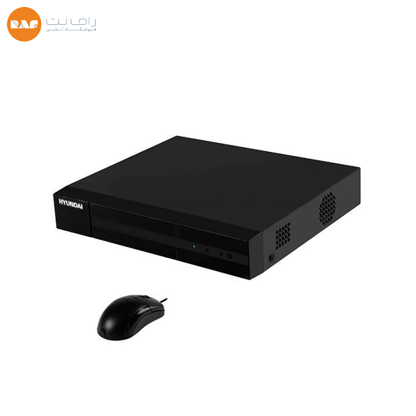 ضبط کننده ویدیویی هایلوک مدل NVR-108M-D/8P