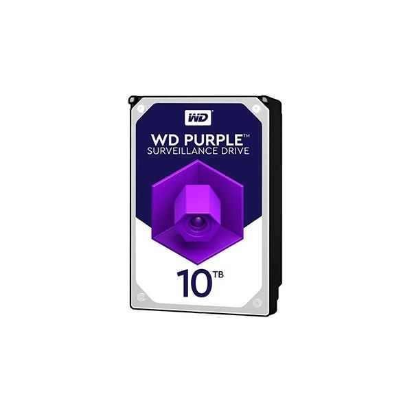 هارد اینترنال وسترن دیجیتال WD101PURX Purple  Internal Hard 256MB Cache Internal Hard Drive