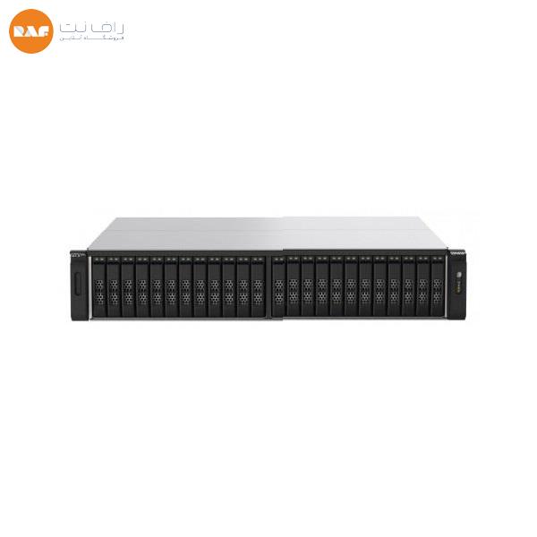 ذخیره ساز تحت شبکه کیونپ TS-h2490FU-7232P-64G