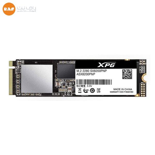 SSD ای دیتا 512 گیگابایت M.2 مدل SX8200 Pro