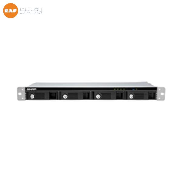 ذخیره ساز تحت شبکه کیونپ مدل TR-004U