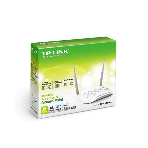 اکسس پوینت بیسیم N300 تی پی-لینک مدل TL-WA801ND_V1