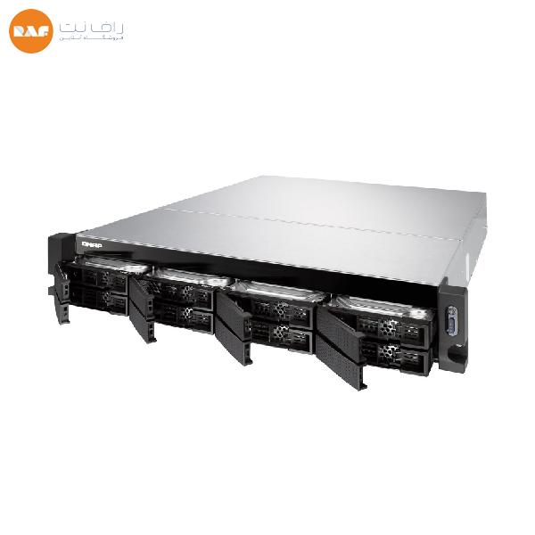 ذخیره سازی تحت شبکه کیونپ به مدل TVS-872XU-RP-I3-4G