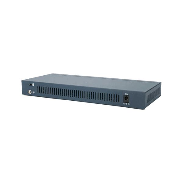 سوییچ شبکه 8 پورت هایک ویژن مدل DS-3E0109P-E