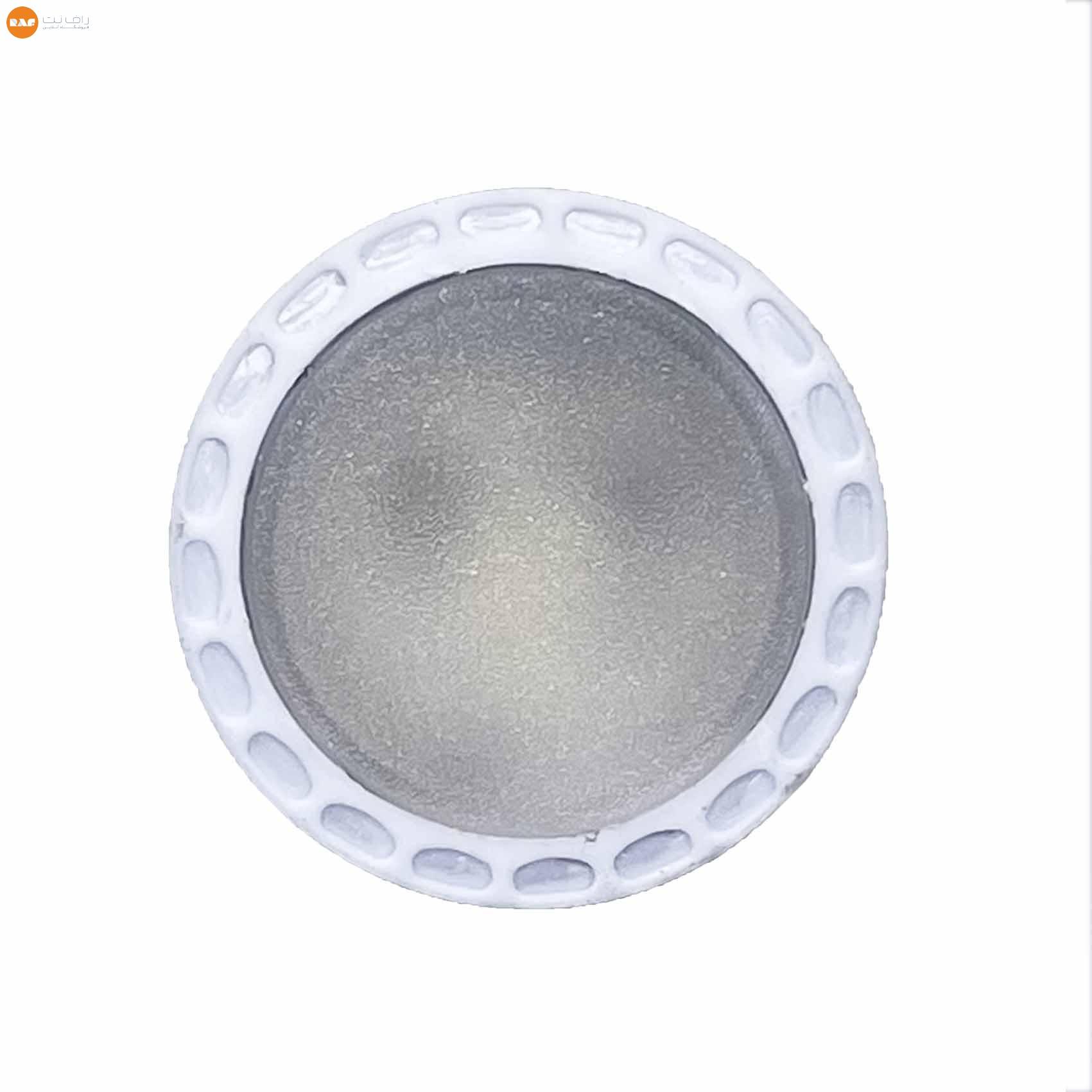 لامپ هالوژنی 6 وات زانیس مدل طلقی پایه استارتی