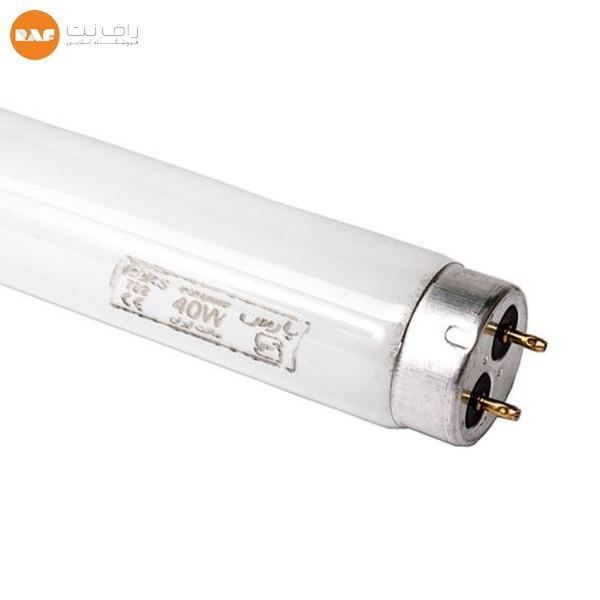 لامپ مهتابی 40 وات پارس شهاب پایه G13