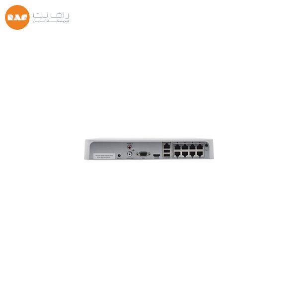ضبط کننده ویدیویی هایلوک مدل NVR-108-B/8P