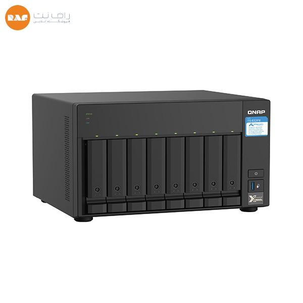 ذخیره ساز NAS کیونپ مدل TS-832PX-4G