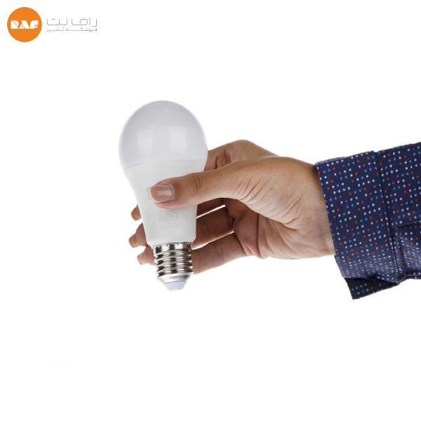 لامپ ال ای دی 12 وات بروکس مدل حبابی پایه E27