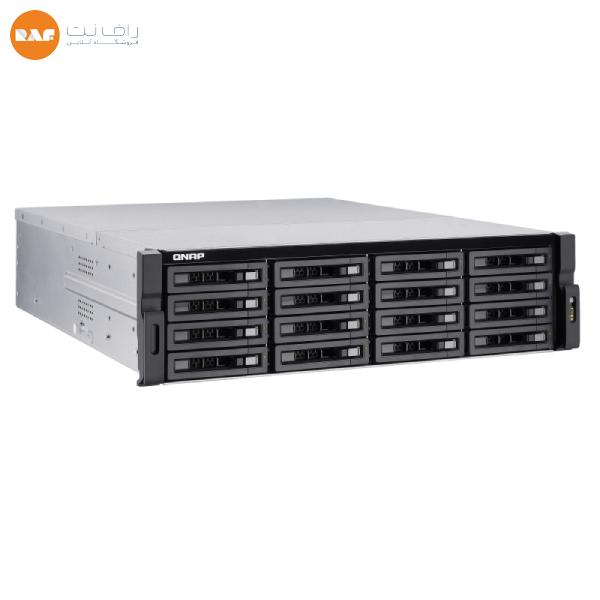 ذخیره ساز تحت شبکه کیونپ TS-EC1680U-E3-4GE-R2