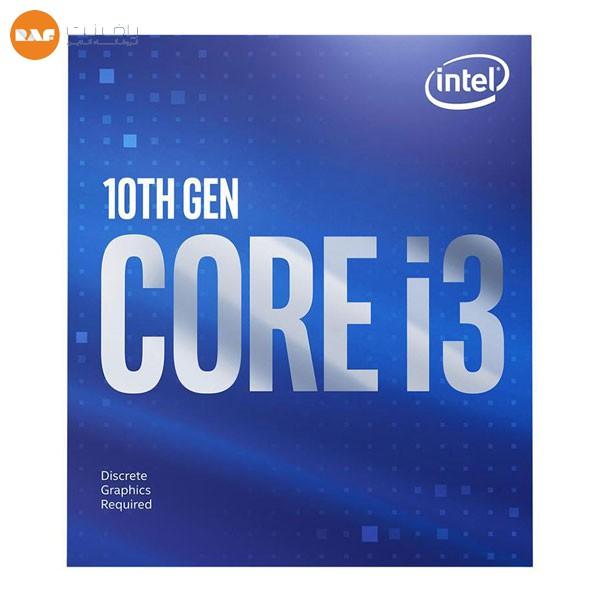 سی پی یو اینتل مدل Core i3 10100F