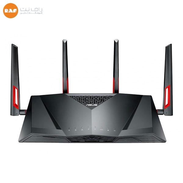 مودم روتر ADSL/VDSL بیسیم AC3100 ایسوس مدل DSL-AC88U