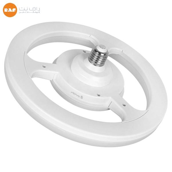 لامپ ال ای دی 30 وات پارس شعاع توس مدل دایره ای