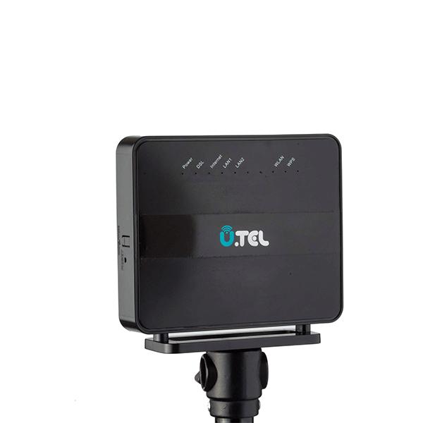 مودم روتر یوتل VDSL/ADSL Plus بی سیم مدل V301