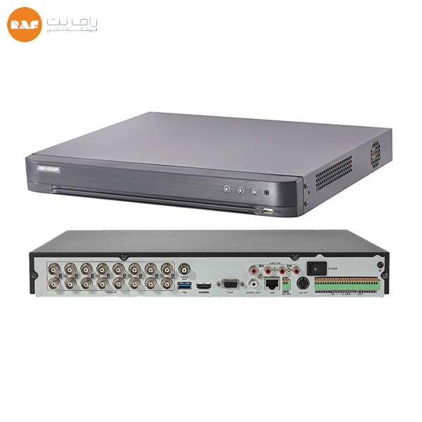 ضبط کننده ویدئویی تحت شبکه هایک ویژن مدل DS-7216HQHI-K1