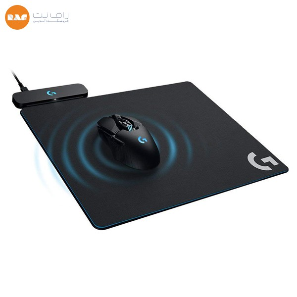 ماوس پد مخصوص بازی لاجیتک مدل PowerPlay
