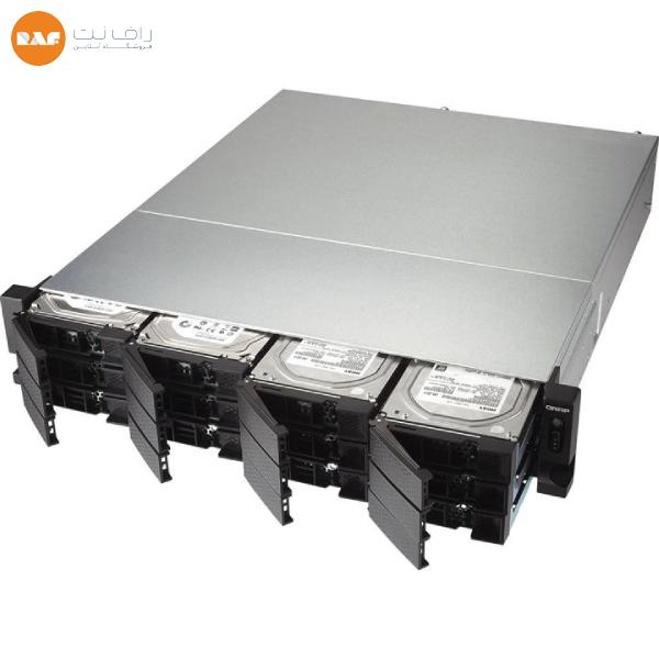 کیونپ  TS-1283XU-RP-E2124-8G