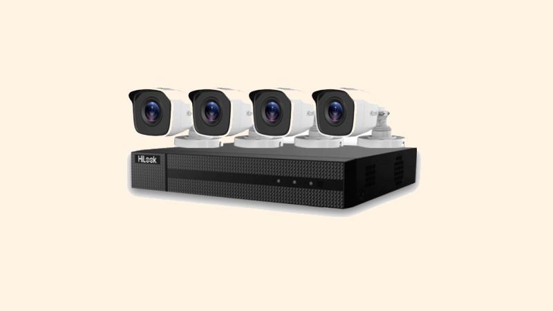 پکیج دوربین های امنیتی نظارتی